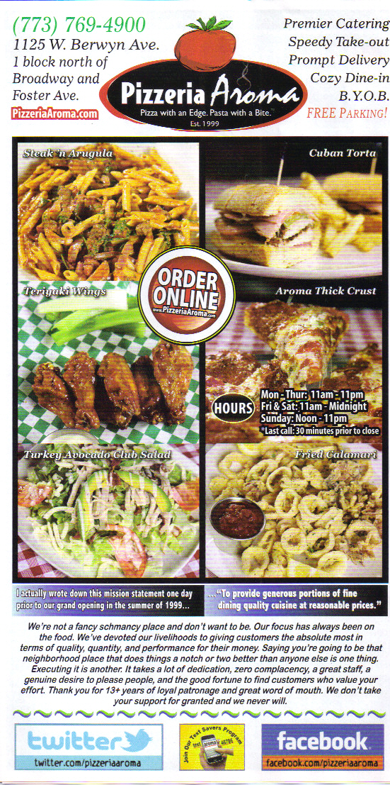 Chicago pizza coupons