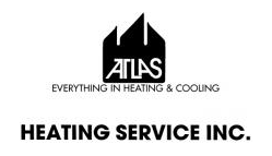 Atlas Heating Service Inc Logo