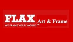 Flax Art & Frame  Logo