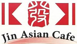 Jin Asian Cafe Logo