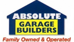 Absolute Garage Builders Logo