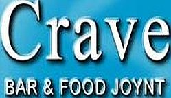 Crave Bar & Food Joynt Logo