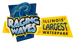 Raging Waves Logo
