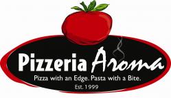 Pizzeria Aroma Logo