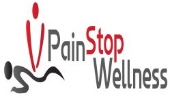 Pain Stop Wellness Logo
