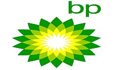 BP Gas Station Logo