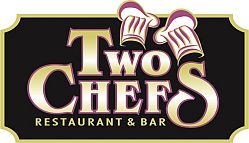 Two Chefs Restaurant & Bar Logo