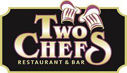 Two Chefs Restaurant & Bar Logo