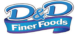 D & D Finer Foods Logo