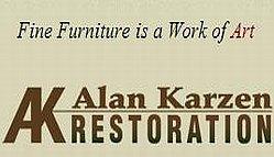 Alan Karzen Restoration Logo