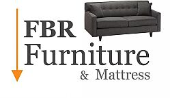 Far Below Retail Furniture & Mattress Logo